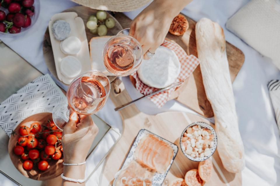Pinot Blanc-based Sekt sparkling wines german