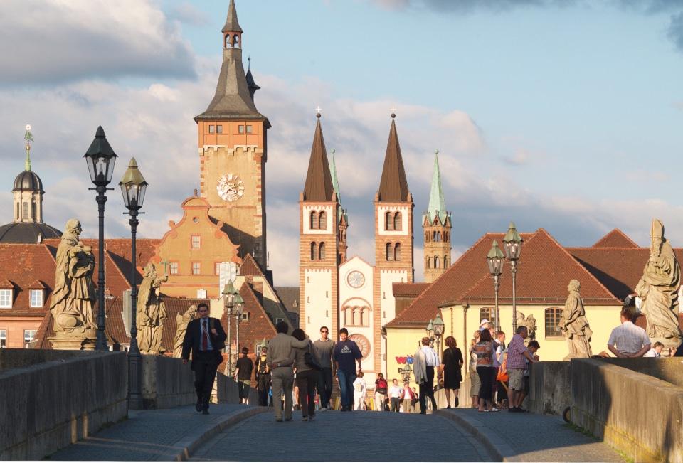 Alte Mainbrücke bridge